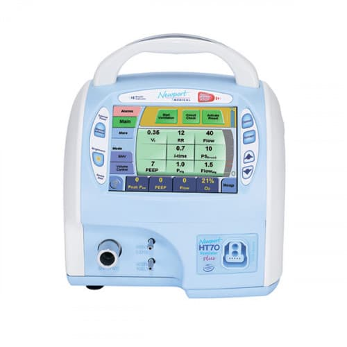 Аппарат ИВЛ Medtronic Newport HT70 Plus
