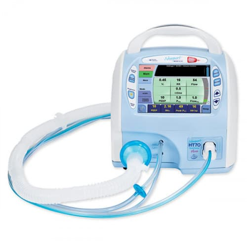 Аппарат ИВЛ Medtronic Newport HT70 Plus фото 2
